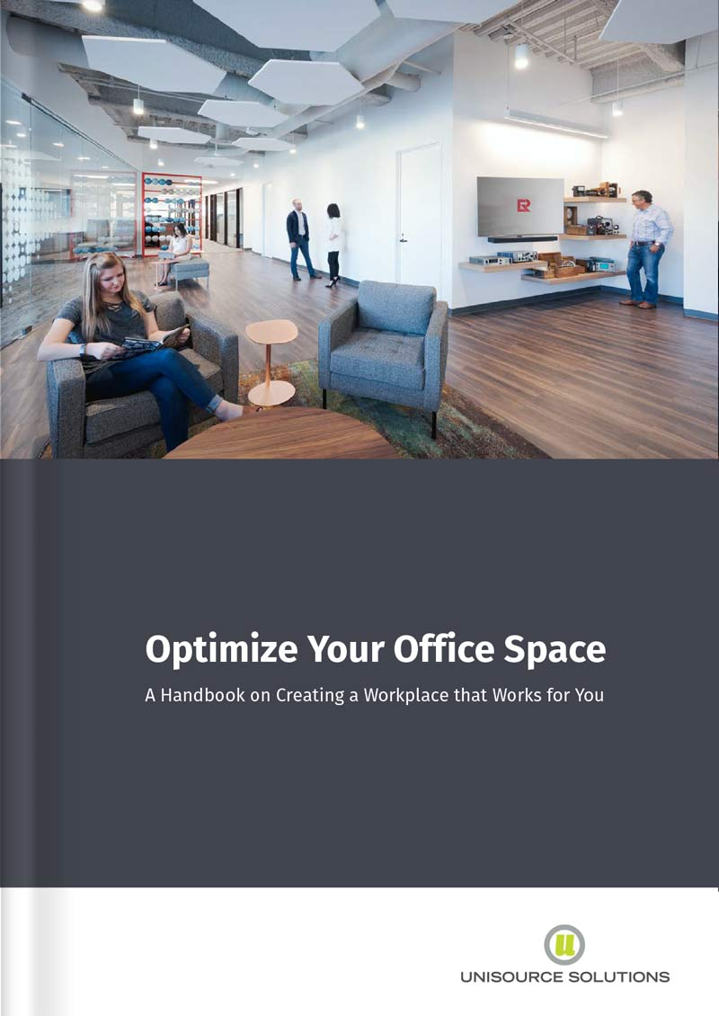 Optimize your Office Space - handbook on creating a workplace that works for you
